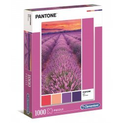 Puz 1000 Lavanda sunset