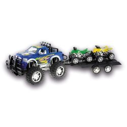 Auto California con Quad ReelToys