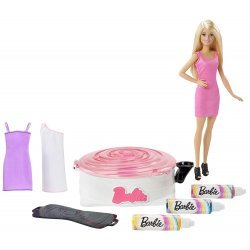 Barbie Bambola Moda Mix Mattel