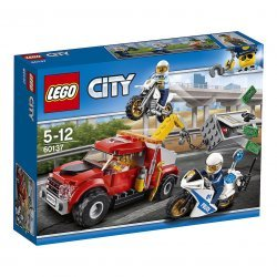 Autogru in Panne - City Police Lego
