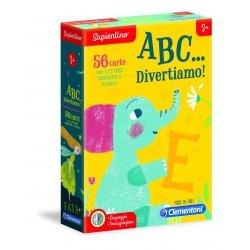 ABC Divertiamo - Clementoni