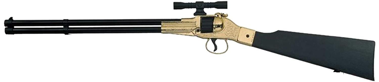 Fucile giocattolo in metallo sheriff 8 colpi for Amazon canta tu alex e co